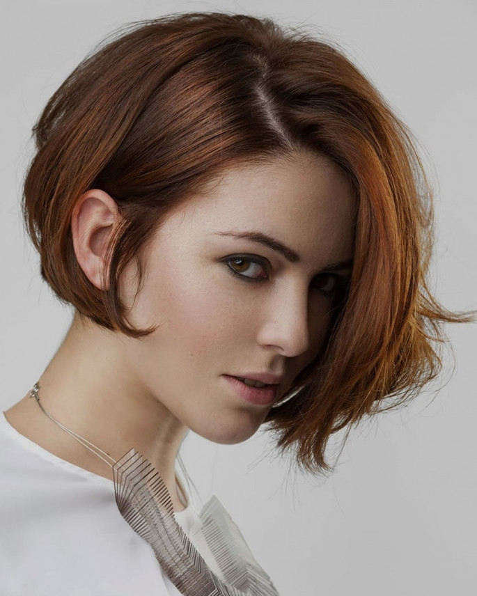Asymmetrical Haircut Short Curly Hairstyles & Haircuts for Women