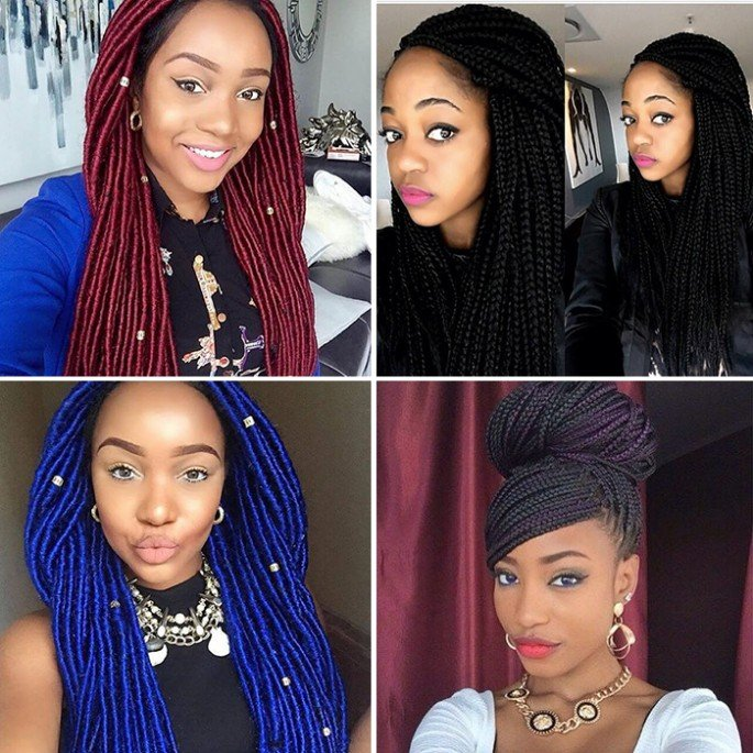 33 Best Natural Hairstyles Ideas for Black Women - Sensod - Create ...