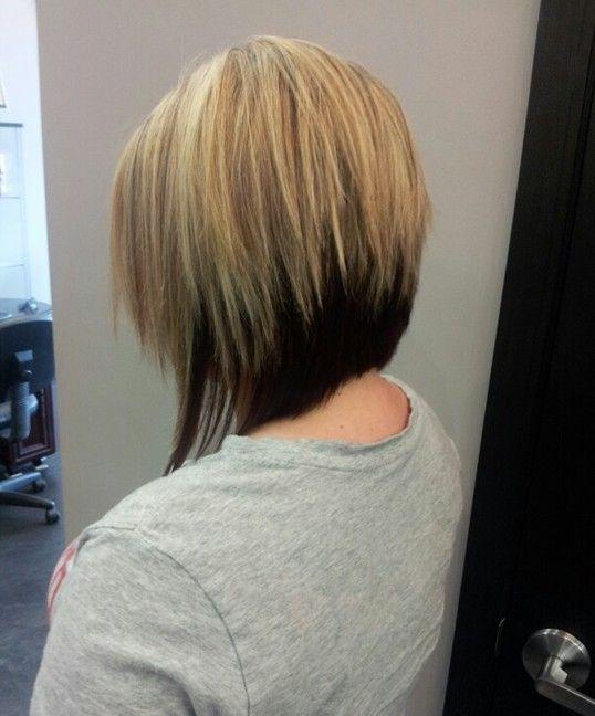 Inverted Bob Short Bob Hairstyles & Haircuts for Women