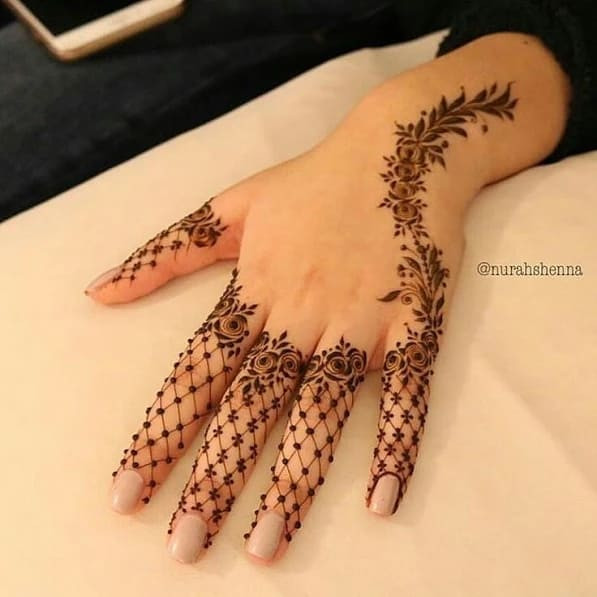 Wonderful Mehndi Designs on Arms 2019 on Sensod