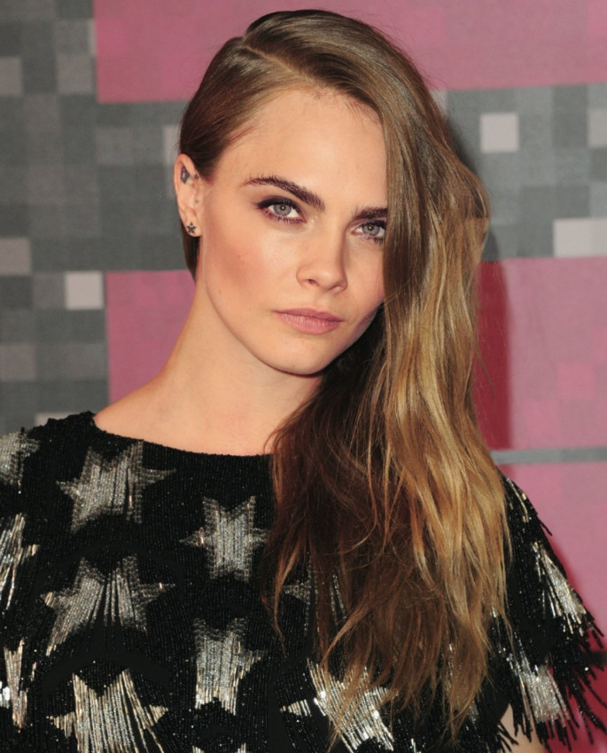 Dramatic Side Part Braided Hairstyles for Women