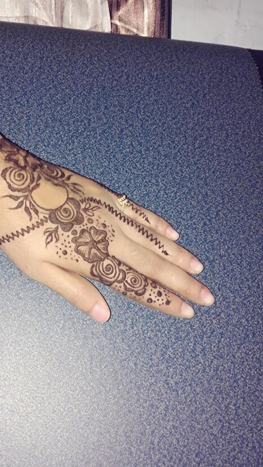 adorable  Mehndi Designs on Arms 2019 on Sensod