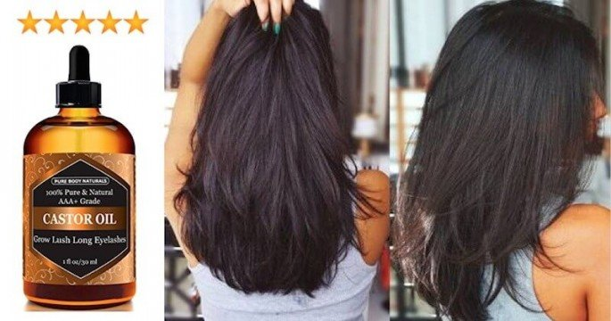 How to Apply or Use Castor Oil for Hair Better Growth