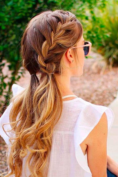 Triple Adorable Braided Girls Hairstyles That Are Seriously Cute