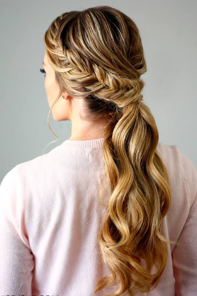 Ponytail Girls Hairstyles That Are Seriously Cute
