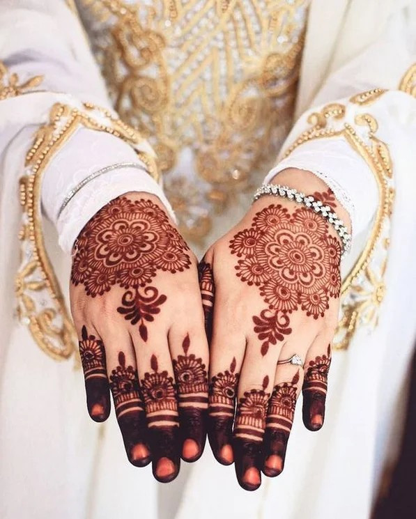 35+Most Beautiful and Creative Henna Designs for Girls