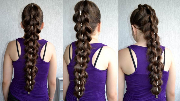 Carousel braid