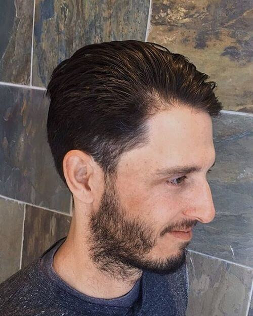 Classic Crew Hairstyle Cool & Stylish Hairstyles for Men