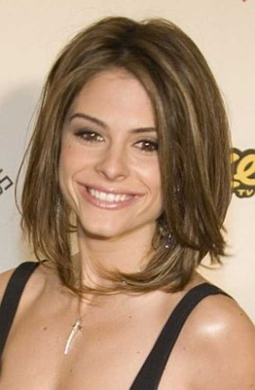 Medium Bob Haircut Hairstyles for Women Over 40s