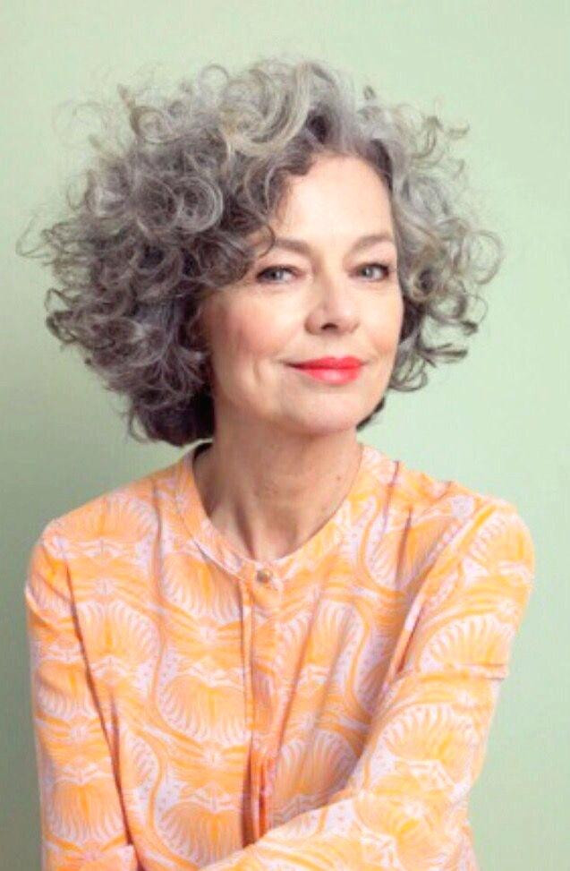 Pin Curls Hairstyles for Older Women 2019 You Will Amaze