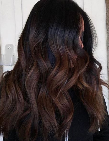 Highlight'em Up Asian Hairstyles for Girls