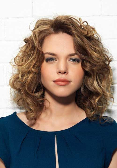 Inspiring Curly Unique & Cool Hairstyles 2019