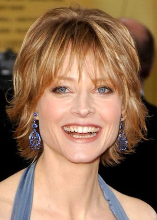 Ultimate Mid Shag Hairstyles for Women Over 50s