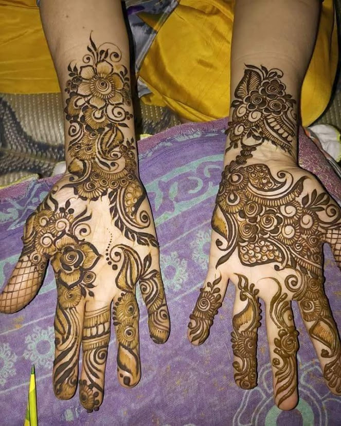 eid mehndi designs ideas