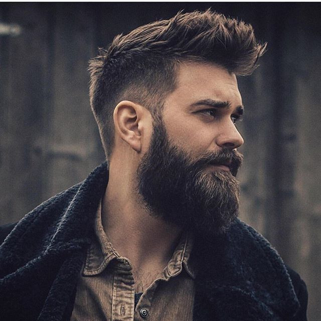 Low Fade Medium Length Hairstyles For Men