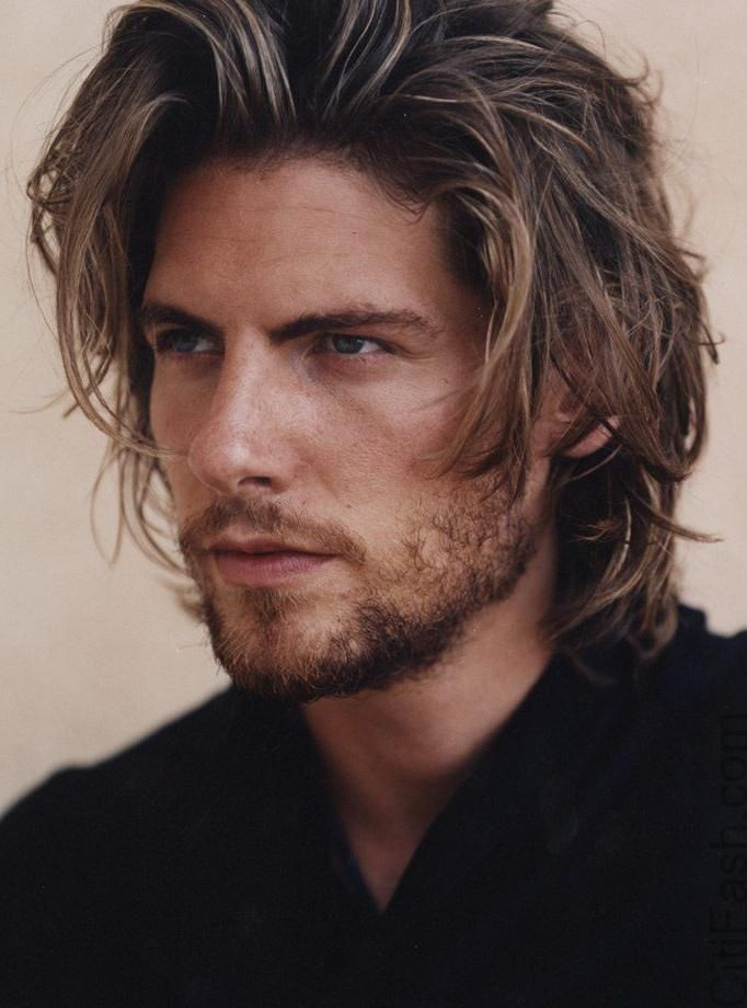 Funky Medium Length Hairstyles For Men