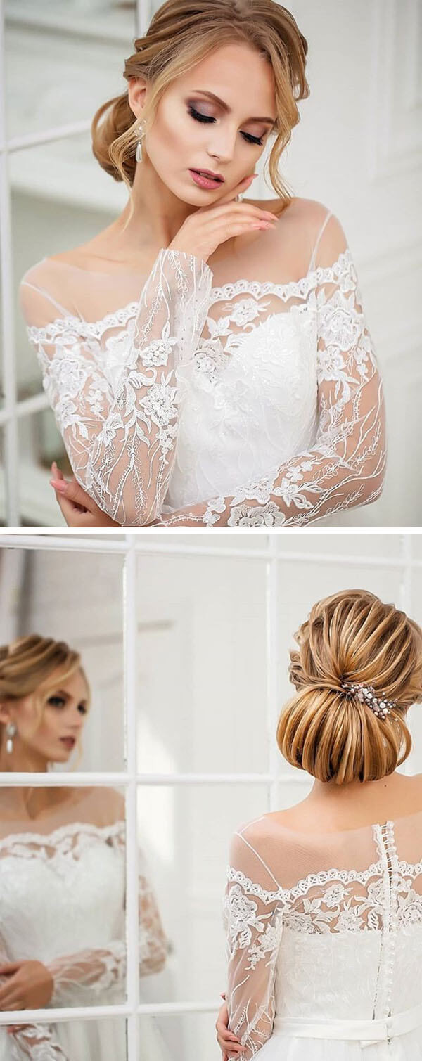 30+ Bridal And Short Braided hairstyles