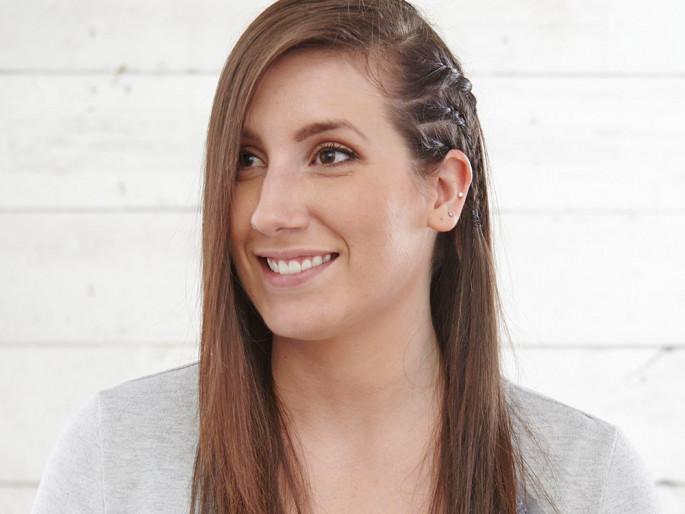 Faux Undercut Braided Hairstyles for Women