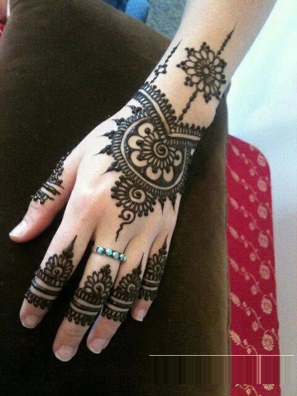 112+ Most Awful Henna Designs For Women in 2019