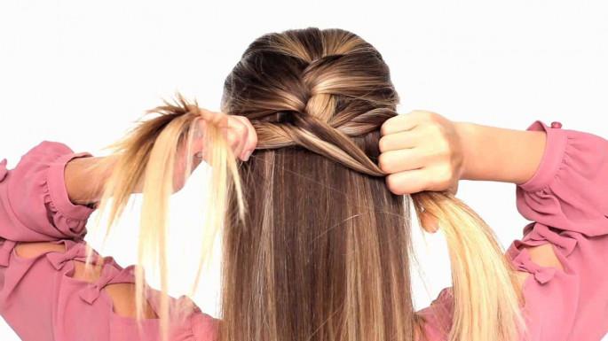 Sleep In French BraidHairstyles For Medium hair