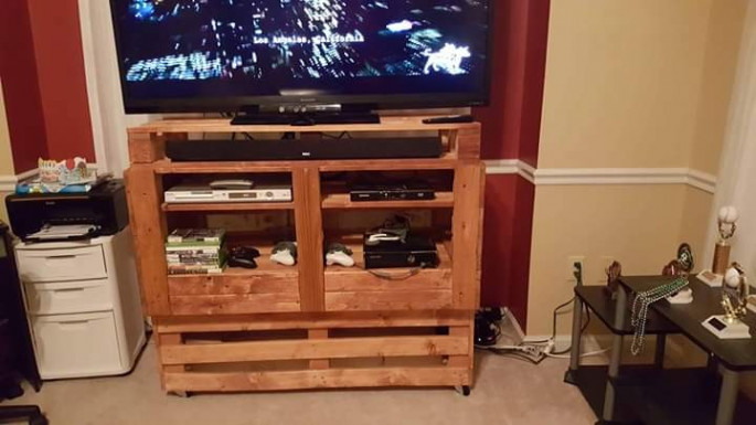 29+ Rustic Modern Recycled Ideas based on Pallet