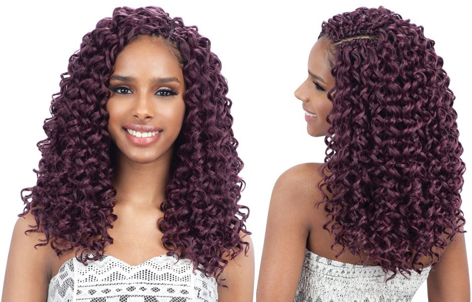 45+ Beautiful Crochet Braid Hairstyles Inspiration For