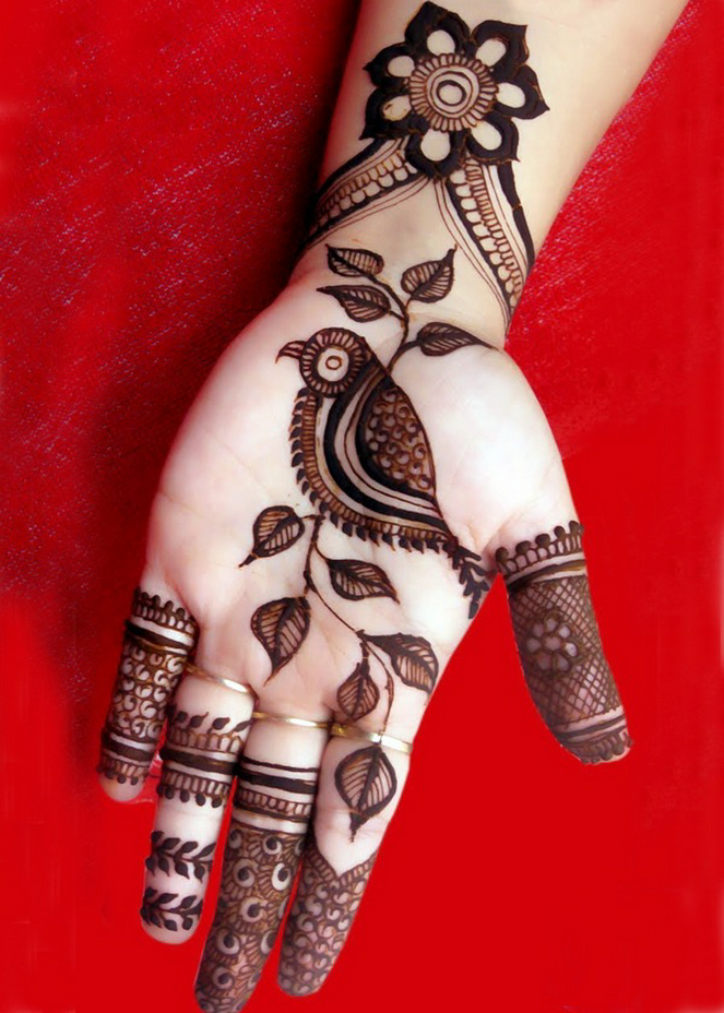 Images of mehndi designs for eid — photo 1