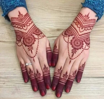 Mehndi Designs For Brides And Eid Festivals