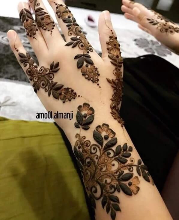 creative and innovative mehndi designs