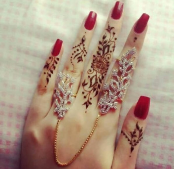 Hottest Festival Mehndi Designs For Girls