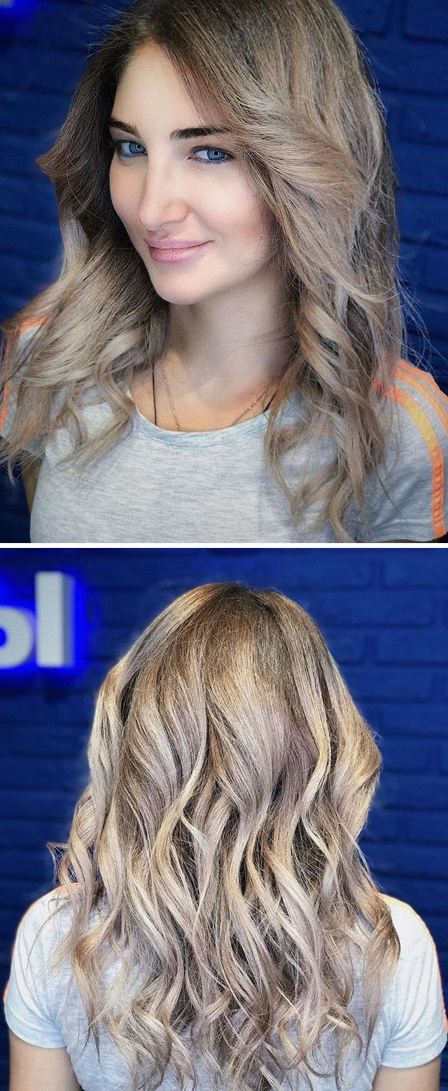 silver braided hairstyles