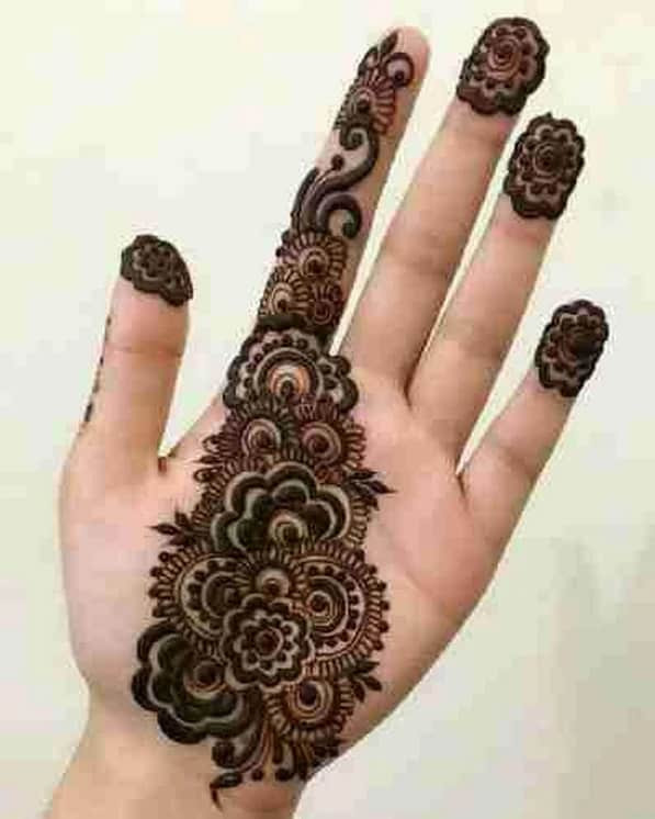 112 Most Awful Henna Designs For Women Sensod