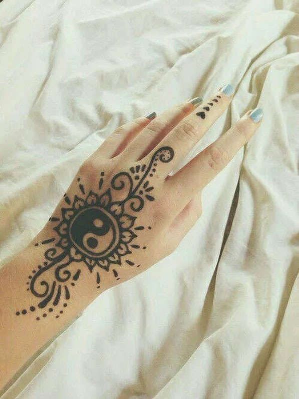 Most beautiful Henna Designs For Women in 2019
