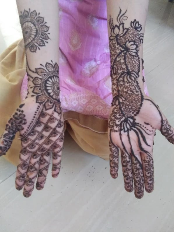 best hands mehndi design ideas