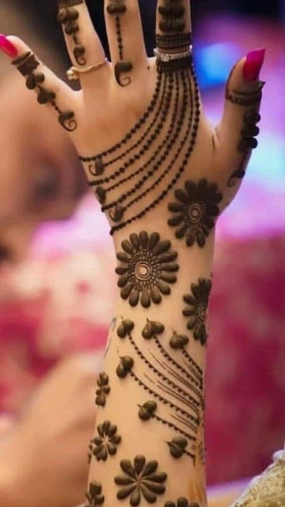 112 Most Awful Henna Designs For Women In 2019 Sensod