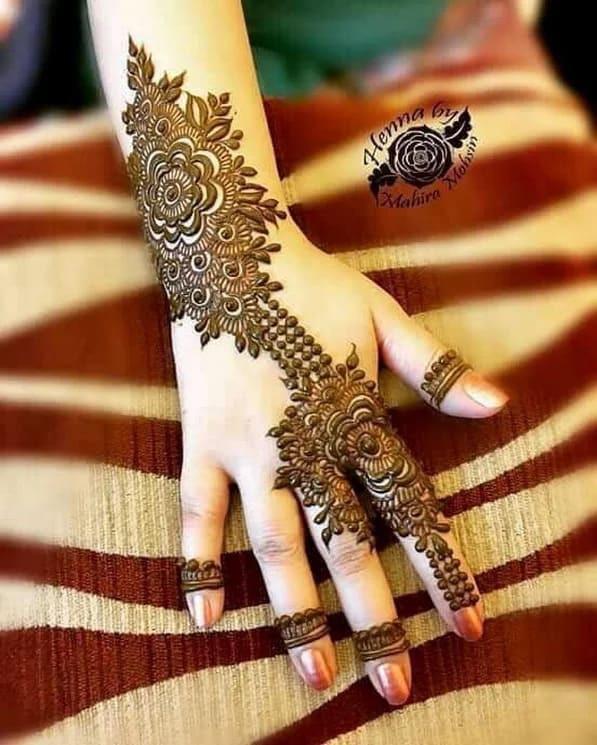 112 Most Awful Henna Designs For Women Sensod