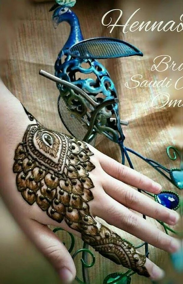 Top 26 Easy And Simple Mehndi Designs For Eid And Weddings Sensod