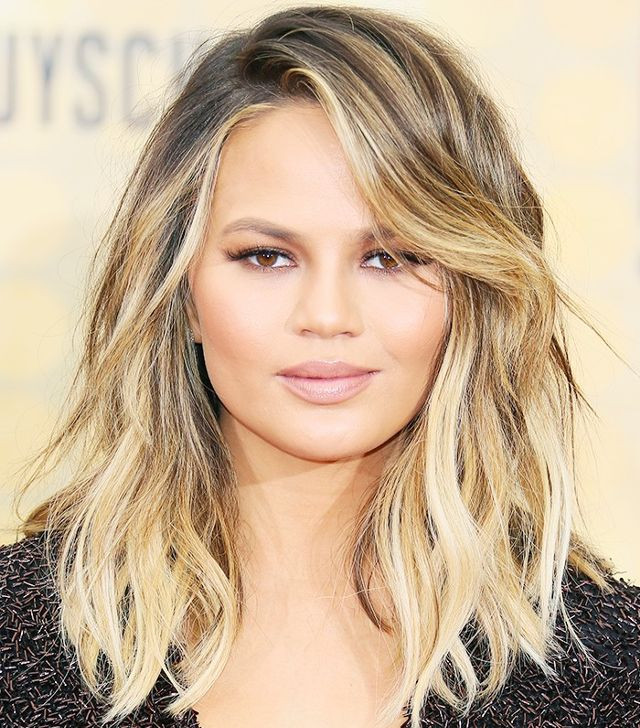Flipped Away Long Hairstyles For Women
