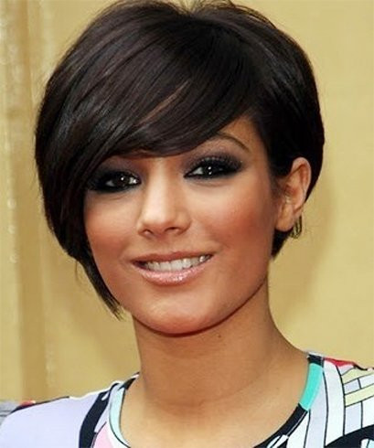 35 cute and flattering short hairstyles for round faces