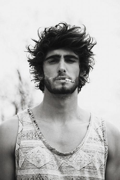 27+ Beautiful Medium Length Hairstyles For Men - Sensod