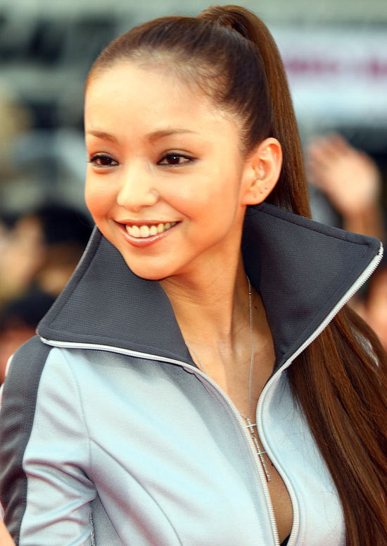 Tight High Pony Tails Asian Hairstyles For Women