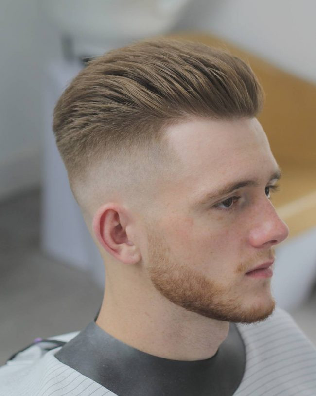 High and Tight Best Short Hairstyles for Men