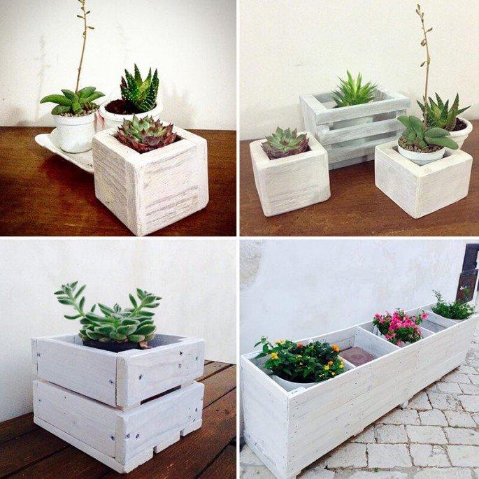 15+ Inspiring And Alluring Pallet Garden Ideas - Sensod