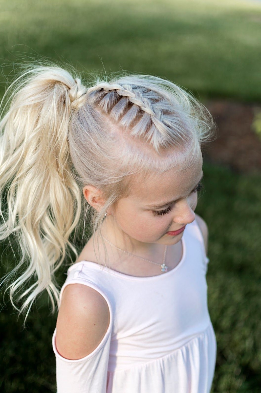 41+ Adorable Hairstyles for Little Girls - Sensod