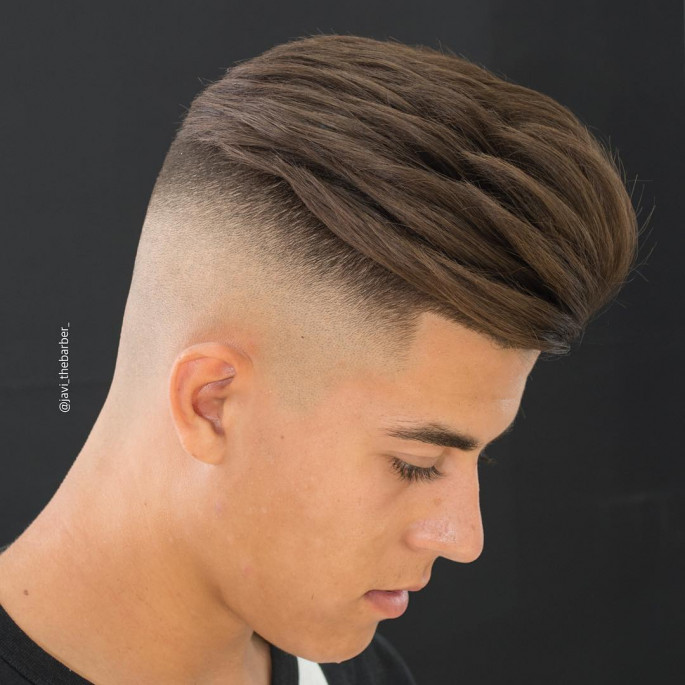 Undercut Hairstyle for Men 2018