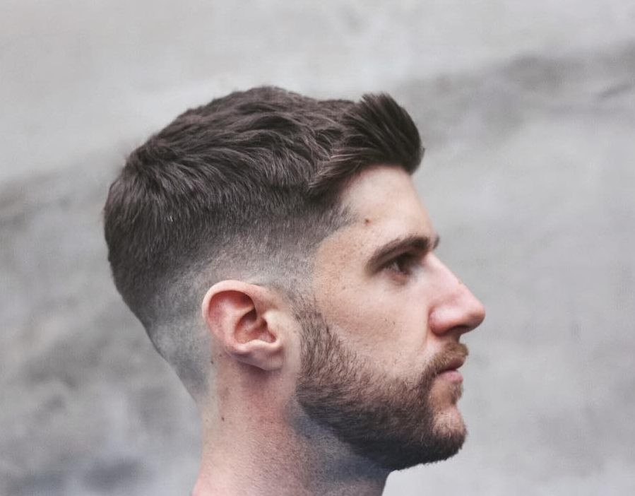 43+ Trendy Short Hairstyles for Men with Fine Hair - Sensod - Create ...