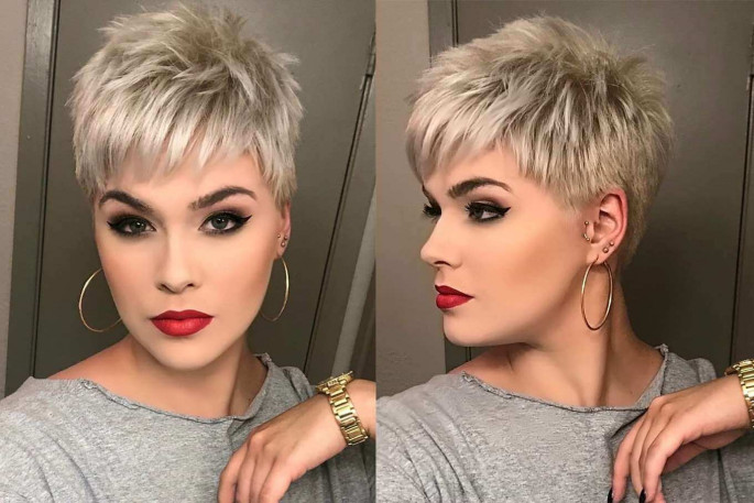 Men Hairstyles: 20+ Stylish Short Hairstyles For Women With Fine Hair