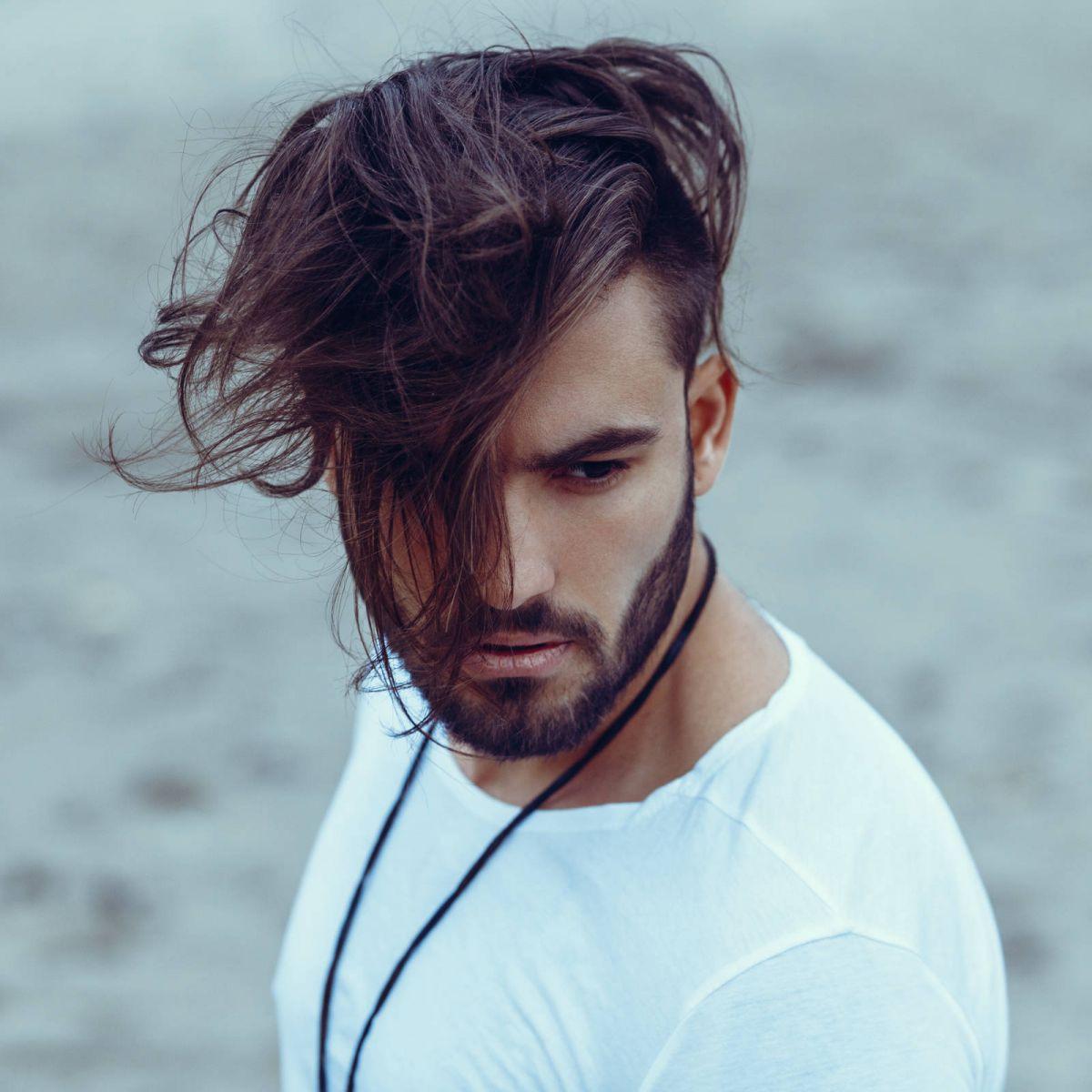 12+ Best Long Hairstyles For Men - Sensod