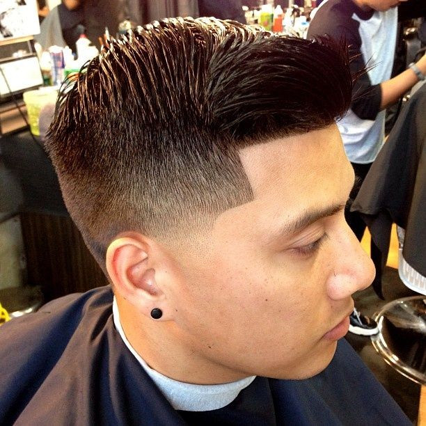 Well Tapered Cool & Stylish Hairstyles for Men