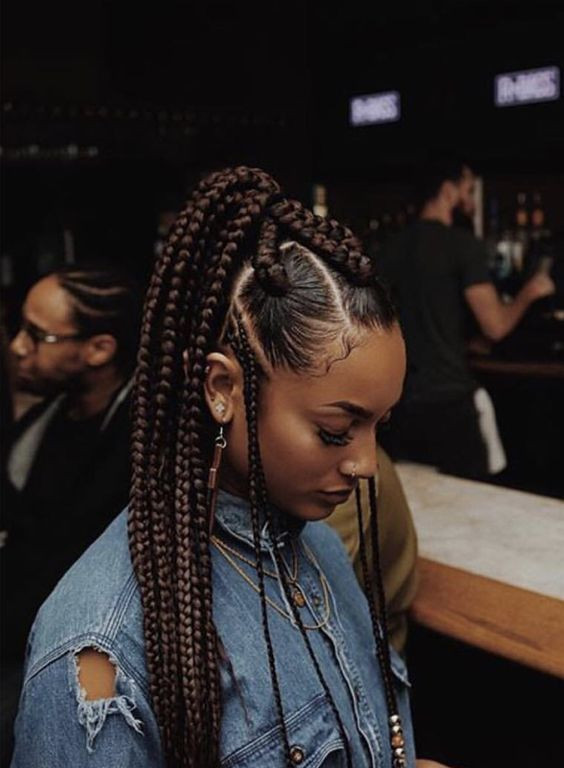 45 Beautiful Crochet Braid Hairstyles Inspiration For